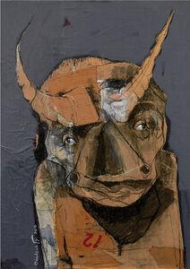 Bassem Dahdouh, 'Human Bull 3', 2016