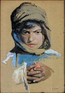 Etienne Dinet, 'Untitled (Algerian Boy)'