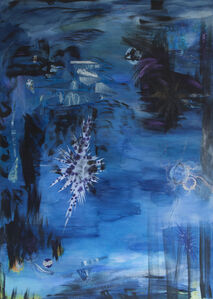 Peggy Cyphers, 'Sea', 2017