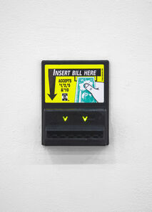 Andrew Ohanesian, 'Dollar Bill Acceptor', 2014