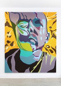 Damon Arhos, 'Agnes Moorehead & Me (No. 11/Figure Portrait)', 2020