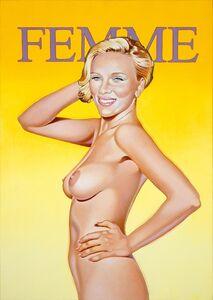 Mel Ramos, 'Femme', 2009
