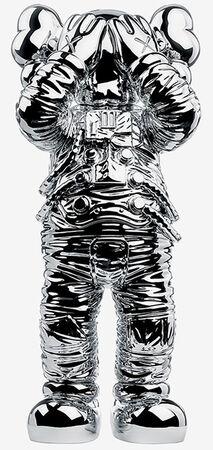 KAWS Holiday SPACE Silver (KAWS Space)
