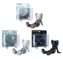 KAWS, 'KAWS Taipei Holiday Companion set of 3 (KAWS Companion set)', 2019