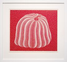 Yayoi Kusama, 'Red Colored Pumpkin', 1994