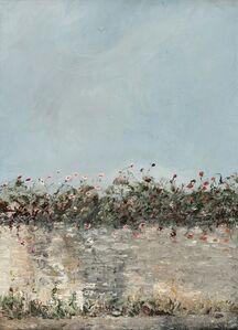 August Strindberg, 'Flowering Wall', ca. 1901-1903