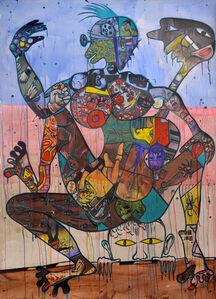 Blessing Ngobeni, 'Silence Note II', 2016