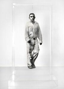 Dario Villalba, 'Preso andando', 1974-1991