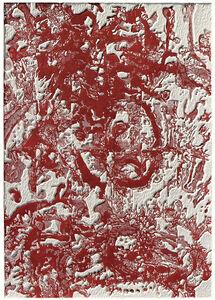 Koo Kyung Sook, 'Markings 15-5', 2015