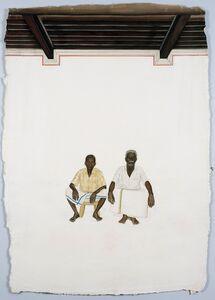 Desmond Lazaro, 'Two men from Chettinad ', 2011
