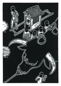 Jan Curious, 'Chinese Zodiac – Ox', 2015