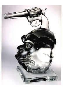 Philip Tsiaras, 'Primitivist Glass ', 2003
