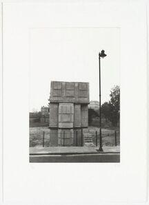 Rachel Whiteread, 'House', Unknown