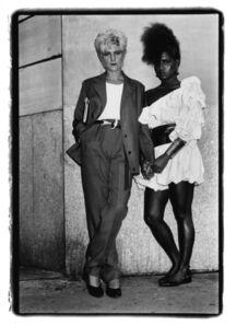 Amy Arbus, 'Lesbian Couple', 1980-1990