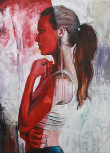 Cveta Markova, 'Reflection II	', 2019