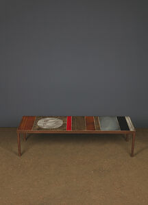 Roger Capron, 'Soleil, Coffee table', 1959