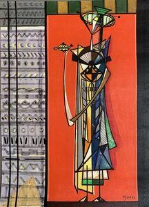 Jose Mijares, 'Figura', ca. 1954
