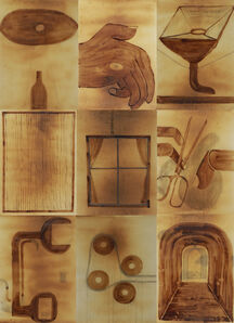 Eduardo Navarro, 'Geometria Dulce III', 2014