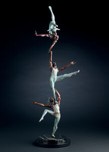Zachary Oxman, 'Life is a Balancing Act'