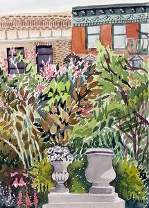 Susan Greenstein, 'Elizabeth Street Garden', 2018