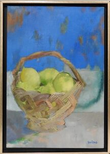 Guy Bardone, 'Le panier de fruits', 1998
