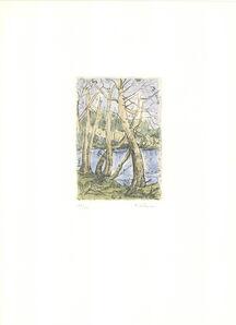 Karoline Wittmann, 'Bäume', 1964