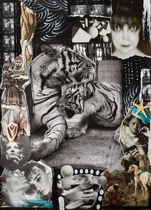 Delphine Diallo, 'Tiger', 2014