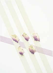 Tomma Abts, 'Untitled (5 Spots)', 2009
