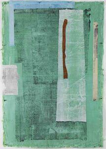 Eugene Brodsky, 'Green Copper Outtake I', 2017