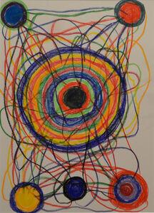 Atsuko Tanaka, 'Work', 2004
