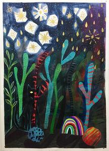 Jennifer Shepard, 'Island of the Black Snow Cat ', 2018
