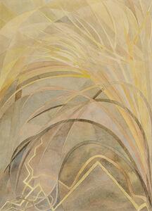 Erika Giovanna Klien, 'Tree in the Wind', 1945