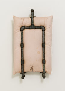 Stephen Antonakos, 'Untitled Pillow', February 1963