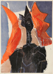 Michael Rothenstein, 'Cockerel', 1960