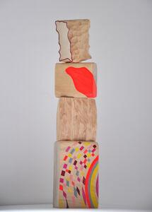 Cristina Avello, 'Flor de crecimiento VIII', 2020