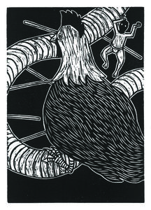 Jan Curious, 'Chinese Zodiac - Rooster', 2015