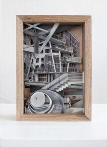 Claudia Larcher, 'Ausstellungen, Ausstellungsbauten', 2016