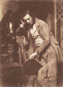 Hill & Adamson, 'James Drummond', ca. 1844