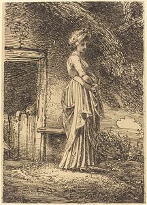 Thomas Stothard, 'The Lost Apple', 1803