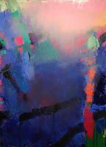 Brian Rutenberg, 'Spell 2', 2015
