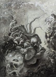 Xia Xiaowan 夏小万, 'Medusa', 2017