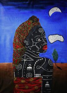 Kelechi Nwaneri, 'Lavender', 2020