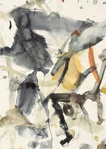 Martha Jungwirth, 'Die Sirenen', 1995