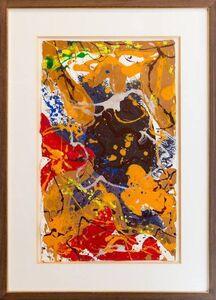 Sam Francis, 'Composition', 1991