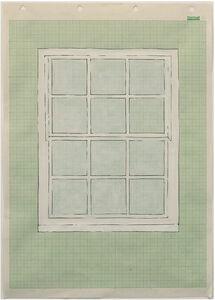Rachel Whiteread, 'Untitled (Window)', 1992