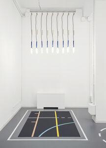 Alberto Biagetti and Laura Baldassari, 'Yoga nero', 2015