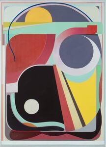 Bernhard Buhmann, 'Untitled (Face #2)', 2020