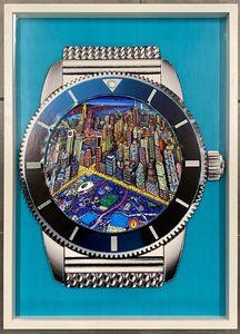 Johann Perathoner, 'Breitling New York 3D Watches', 2020