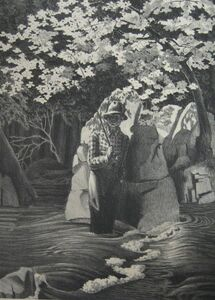 Kyra Markham, 'Fisherman's Luck', 1938