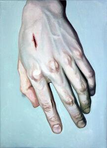 David De Las Heras, 'Untitled (Hand)', 2017